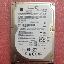 Seagate 80GB 80 GB 5400U/min IDE PATA Laptop Festplatte HDD 2,5 Zoll ST980815A