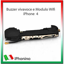 Buzzer Suoneria Altoparlante Speaker Con Antenna WiFi Apple iPhone 4