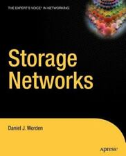 Storage Networks: By Daniel J Worden