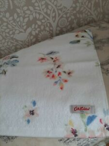 Cath Kidston floral print facecloth new!