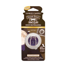Yankee Candle Smart Scent Vent Clip Car & Home Air Freshener, Midsummer's Night