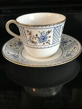 Royal Crown Derby Mandarin Pattern A 1277 Tea  Cup and Saucer Perfect Condition