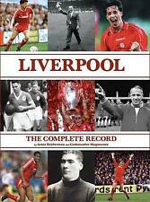 Liverpool: The Complete Record, Good Condition Book, Gudmundur Magnusson, Arnie