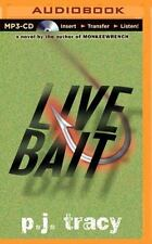 Monkeewrench: Live Bait 2 by P. J. Tracy (2014, MP3 CD, Unabridged)