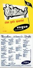 CD Stan Getz Quartet Quintette Jazz At Storyville MINI LP REPLICA CARDSL 21-TR