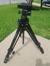 Slik U212 Heavy Duty Professional Tripod Universal Digital Camera Black