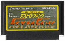"NINTENDO FAMICOM "" 3D CAR ACTION ASTRO FANG SUPER MACHINE "" NES FC"