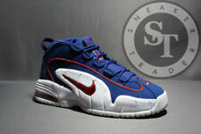 NIKE AIR MAX PENNY 685153-400 ROYAL BLUE RED WHITE DS SIZE: 8.5