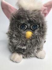 Vintage Furby Gray Wolf  Style # 70-800 Tiger Electronics 1998