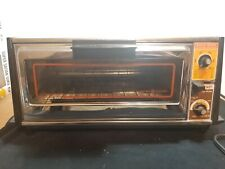 Vintage General Electric GE TOAST 'N BROIL Toaster Oven Made In USA MCM Retro