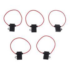 Bloc imperméable 16AWG de harnais de support de fusible de lame de voiture