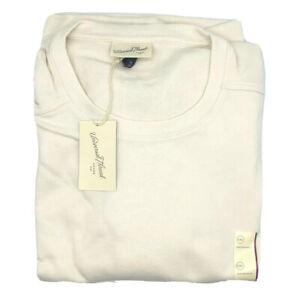 Universal Thread Women's Pullover Crew Sweatshirt Cream 100% Cotton XXLarge