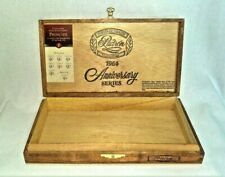 New listing Padro'N Wooden Cigar Box W/ Brass Latch Collectible Tobacco Craft Pinterest Guc