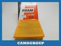 Air Filter Fram For AUDI 100 200 Volkswagen Polo Volvo 240 CA3399