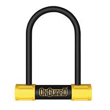 ONGUARD BULLDOG MINI 8013 U-LOCK BIKE SECURITY CYCLE D SHACKLE
