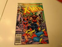 1982 UNCANNY X-MEN # 155 IN VERY FINE, 1ST APPEAR. OF THE BROOD & STARJAMMERS