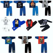Pyjamas multicolores Disney pour garçon de 2 à 16 ans