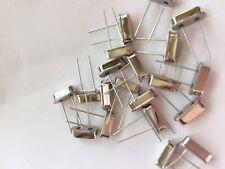 Cristal 3.57 Mhz HC49/4H hecha por Act 20 un. £ 5.00 Z1560