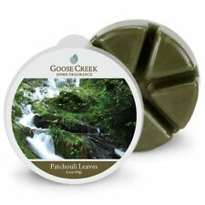 Goose Creek Wax Melts - Patchouli Leaves
