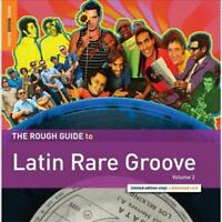 VARIOUS ARTISTS ROUGH GUIDE TO LATIN RARE GROOVE, VOL. 2 [LP] NEW VINYL