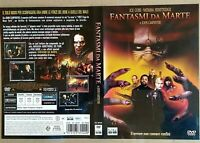 FANTASMI DA MARTE (2001) un film di John Carpenter HORROR CULT- DVD COLUMBIA