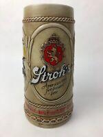 Rare Stroh's Brewery Company Stein Beer Mug Heritage Series 37775 - FSTSHP