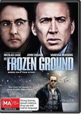 The Frozen Ground Region 4 DVD, 2013 New Sealed Nicolas Cage