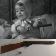 Spanky's Pop Gun- VERY RARE- Our Gang, Little Rascals, Spanky! WOW! Incredible!