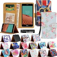 For LG Optimus 2 L1 L2 L3 L4 L5 L7 L9 Flip Wallet Card Stand Leather Case Cover