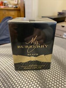 New Genuine BURBERRY MY BURBERRY BLACK 50ML EAU DE PARFUM SPRAY SEALED