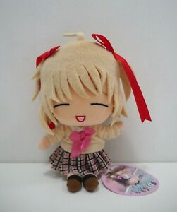 Little Busters! Kamikita Komari Key Visual Art SK Japan Plush TAG Toy Doll Japan