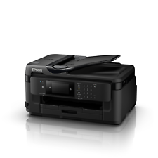 EPSON WorkForce WF-7710DWF Multifunktionsdrucker Scanner Kopierer Fax WLAN A3