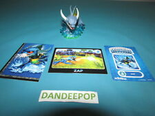 Skylanders First Edition Zap Figure with Card E4116  2011  Activision video Game