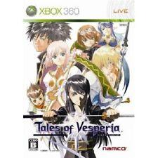 Xbox 360 Tales of Vesperia Japan Xbox360