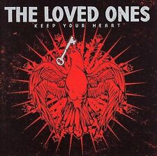3 CD lot - Keep Your Heart by The Loved Ones, Build and Burn (Fat Wreck)+EP