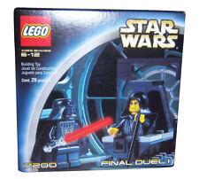 LEGO Star Wars Final Duel I (7200) NEW Darth Vader Emperor Palpatine