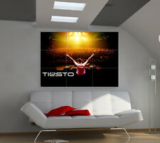 "Tiesto Huge Art Giant Poster Wall Print 39""x57"" a535"