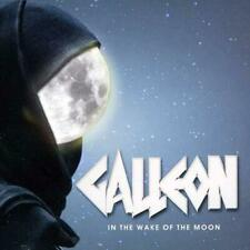 GALLEON -  IN THE WAKE OF THE MOON SEALED 2010 CD SWEDISH PROGRESSIVE