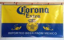 Corona Beer PVC Vinyl Banner Flag Poster Sign 1000x1800mm
