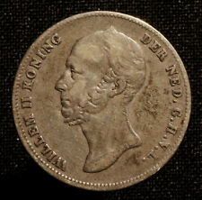 Kgr. Niederlande, Wilhelm II., 1/2 Gulden 1848