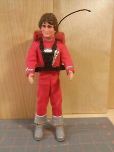 Vntg 70's Mattel MORK from ORK figure ROBIN WILLIAMS  wTALKING SPACEPACK SHAZBOT