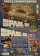 """Sixteen12 Space 1999 12"""" Eagle ' The Exiles ' New Diecast Metal Model 1 of 1000"""