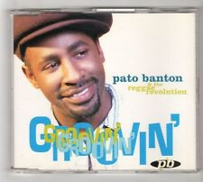 (HC118) Pato Banton & The Reggae Revolution, Groovin' - 1991 CD
