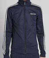 Men Adidas Originals Track Top Beckbenbauer Jacket Retro Tracksuit XS S M L XL