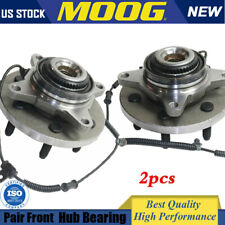 MOOG Front  Wheel Bearing Hub Assembly Fit 11-14 Expedition F150 Navigator 4x4