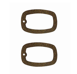 1940 - 1953 Chevy Truck Taillight Lens Gaskets Pair