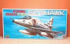 1/72 ACE McDONNEL DOUGLAS A-4E/F SKYHAWK  MODEL KIT # 1031