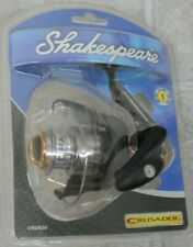 Shakespeare Crusader Fishing reel CRUS30  Holds 4-8 Lb.