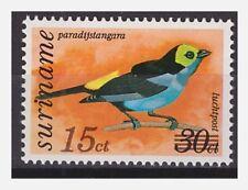 Surinam / Suriname 1986 Vogel Bird Oiseau overprint MNH