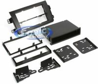 Metra 99-7954 Single DIN/Double DIN Installation Dash Kit for 2007-13 Suzuki SX4